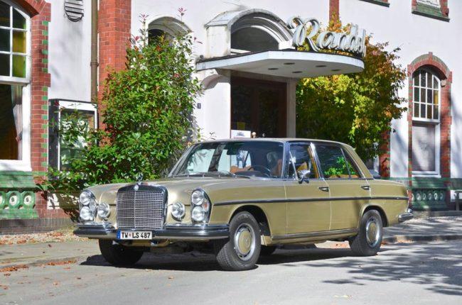 Kaufberatung Mercedes-Benz 300 SEL 6.3 (W109) – Der Dampfhammer