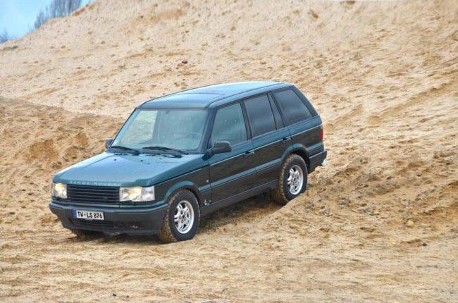 Kaufberatung Range Rover Mk 2 – Vornehm auf den Landsitz