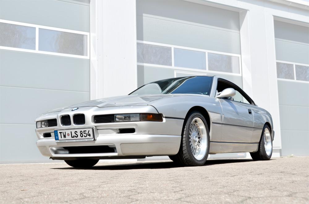 Bmw 850 Csi Träume Wagen