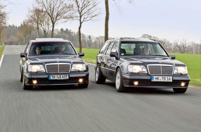 Mercedes-Benz E500 W124 – Wie von einem anderen Stern