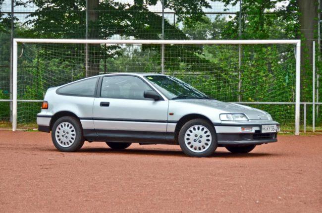 Kaufberatung Honda CRX 1.6i-16V (ED9/EE8) – Zwerg rase!