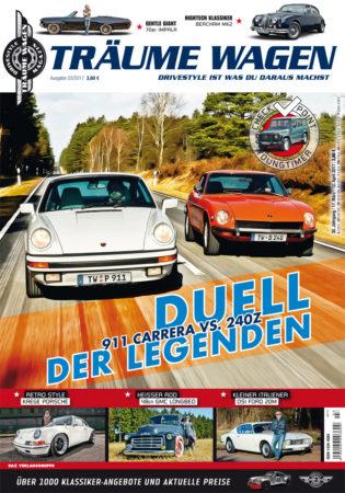 Editorial TRÄUME WAGEN 03/2017