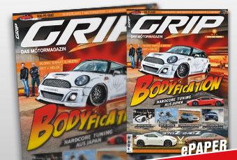 GRIP - das Motormagazin 03/2017