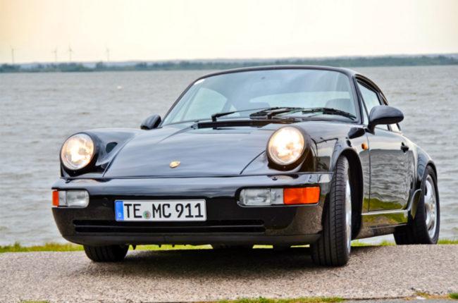 Kaufberatung Porsche 964 Carrera 4