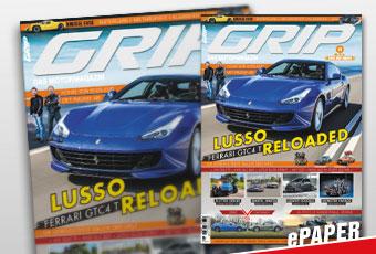GRIP - das Motormagazin 04/2017