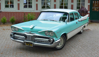 Die Krone der 50er – Dodge Coronet