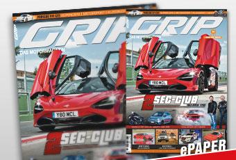 GRIP - das Motormagazin 05/2017