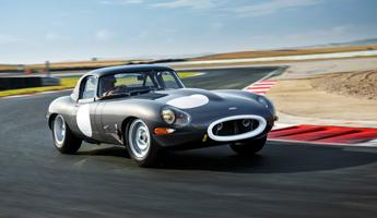 Aus neu mach alt – Jaguar E-Type