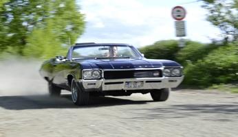 Buick GS400 Convertible 1968 – Ganz Großer Sport