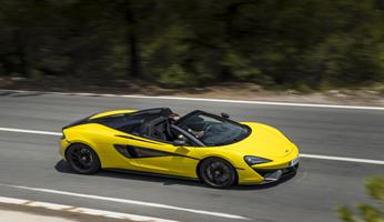 Verlosung: Drive your Dream – McLaren selber fahren