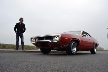 Plymouth Roadrunner 1972 – Lauf, Vogel, lauf!