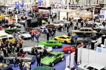 So war`s: TRÄUME WAGEN Klassikermarkt auf der Hamburg Motor Classics