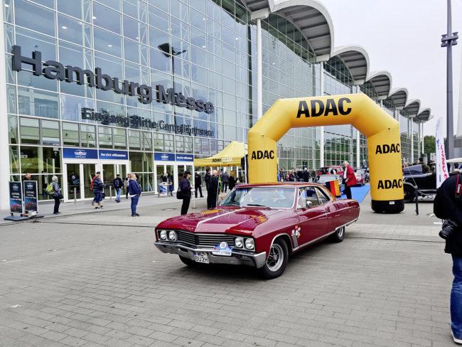 Verlosung: Startplatz für die 2. ADAC HAMBURG MOTOR CLASSICS RALLYE um den TRÄUME WAGEN CUP