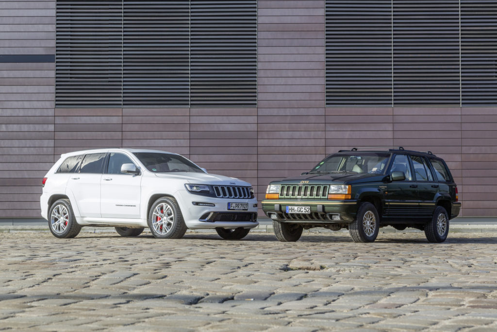 Urban Indians – Jeep Grand Cherokee
