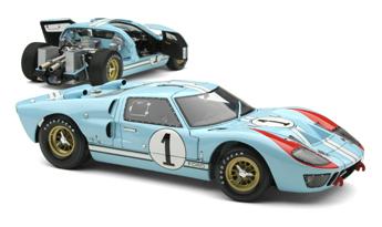 Le Mans GT40 für`s Wohnzimmer