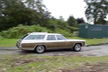Chevrolet Caprice Estate 1973 – Zwei Tonnen Lebensraum