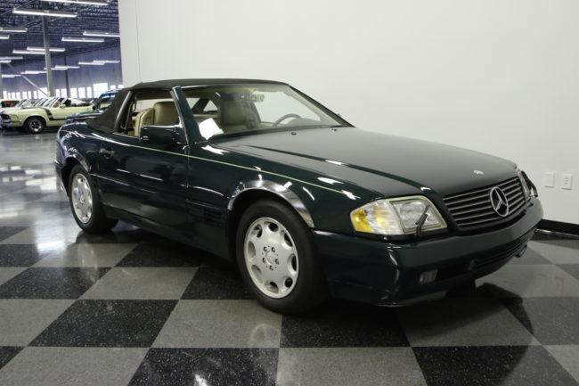 Marktplatz: 1995 Mercedes-Benz SL 500 R129