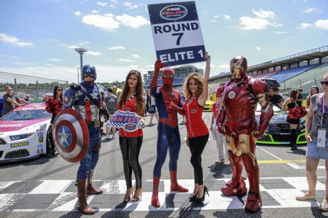 NASCAR American Fan Fest Hockenheimring – Verlosung