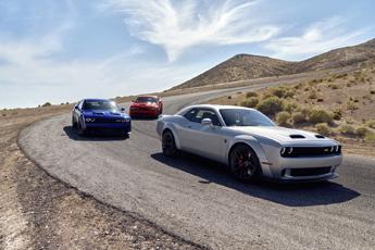 Bildergalerie: Dodge Challenger SRT Hellcat Redeye 2019