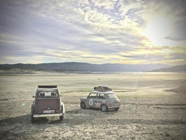 The European 5000 Rallye – Zehn Länder in zwölf Tagen