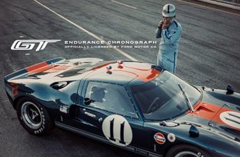 Ford GT Endurance Chronograph – Uhr für Ford-Fans