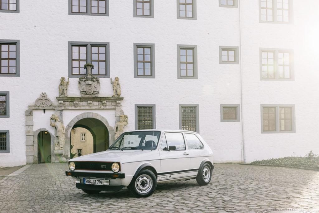VW Golf I GTI 1978