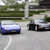 Porsche 911 RS vs. Porsche 968 CS – Limitiertes Angebot
