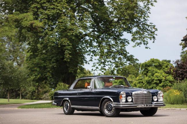 1970 Mercedes-Benz 280 SE 3.5 W111 – Big Benz