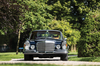 1970 Mercedes-Benz 280 SE 3.5 W111 – Big Benz
