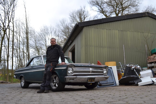 Plymouth Belvedere 1965 – Power to the Bauer