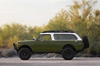 International Scout II Traveler Custom 1977