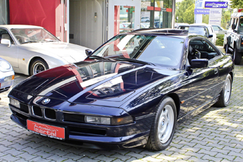 Checkpoint: BMW 8er 850 / 850 CSi – Das volle Dutzend