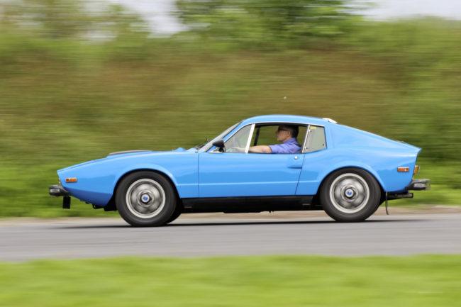 Saab Sonett III 1974 – Ein wirklich netter Schwede
