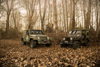 Jeep Willys Limited Edition von GeigerCars.de