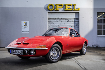 50 Jahre Opel GT – Wild Thing