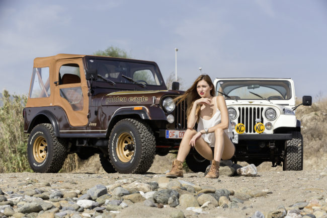 Jeep CJ5 Golden Eagle – It`s a Jeep Thing