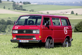 VW T3 Caravelle GL syncro Oettinger 1992 – Alleskönner mit Klettertalent