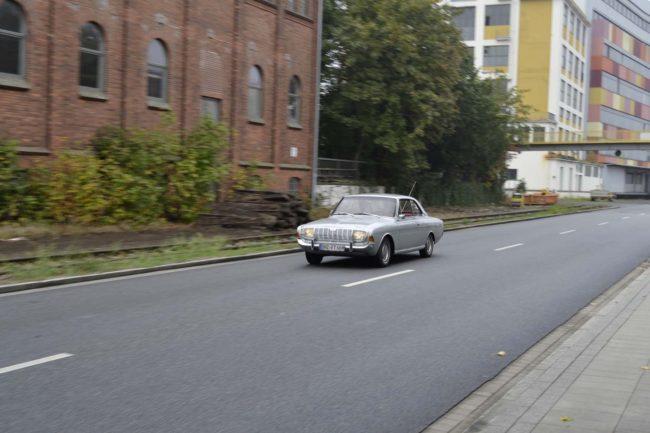 Ford Taunus 20M TS P5 Hardtop Coupé 1966 – Love me tender