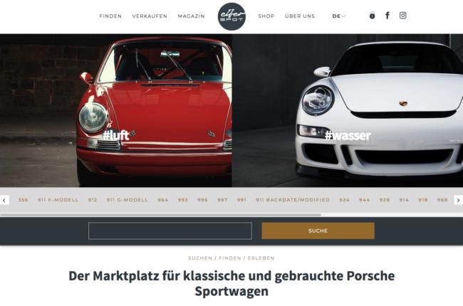 Elferspot – All about Porsche
