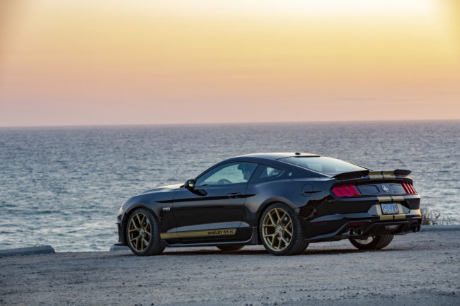 Shelby GT – Back to the Future