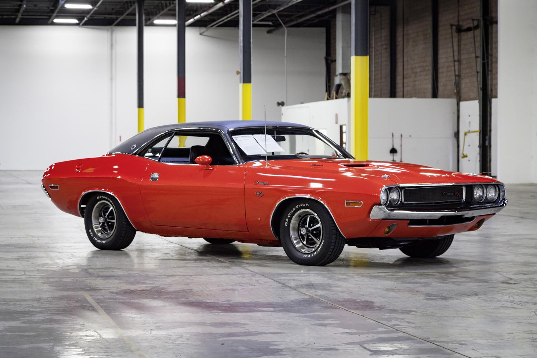 dodge gto 1970 Cool wie Kowalski: Dodge Challenger R/T SE 1  TRÄUME WAGEN